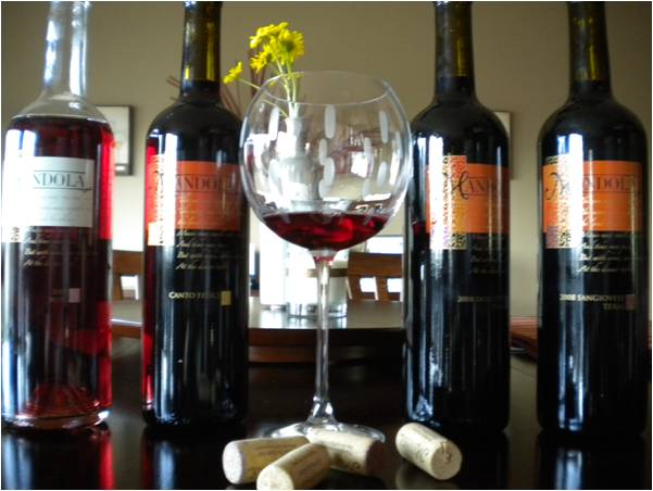 Mandola Estates winery