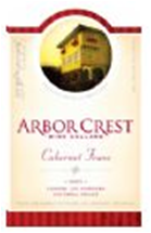 Arbor Crest Spokane Wine