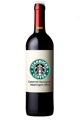 Starbucks Wine?