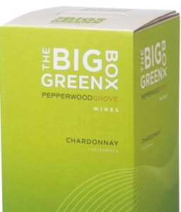 Pepperwood Grove CHARDONNAY Box