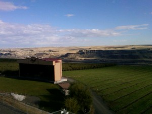 Maryhill Winery View