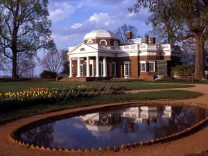 Monticello West Exposure