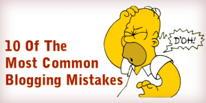 common-blogging-mistakes