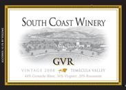 South Coast GVR