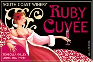 south coast ruby cuvee