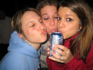 Busch Lite Girls