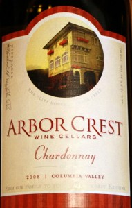 Arbor Crest Chardonnay