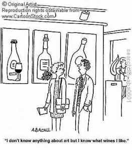 Wine Humor