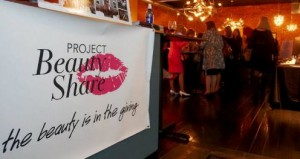 Project Beauty Share Event