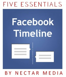 5 Essentials for Facebook Timeline