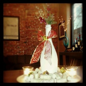 wine_snow_centerpiece