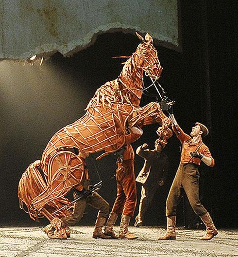 warhorse play