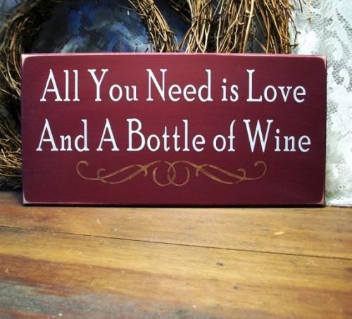 love-wine