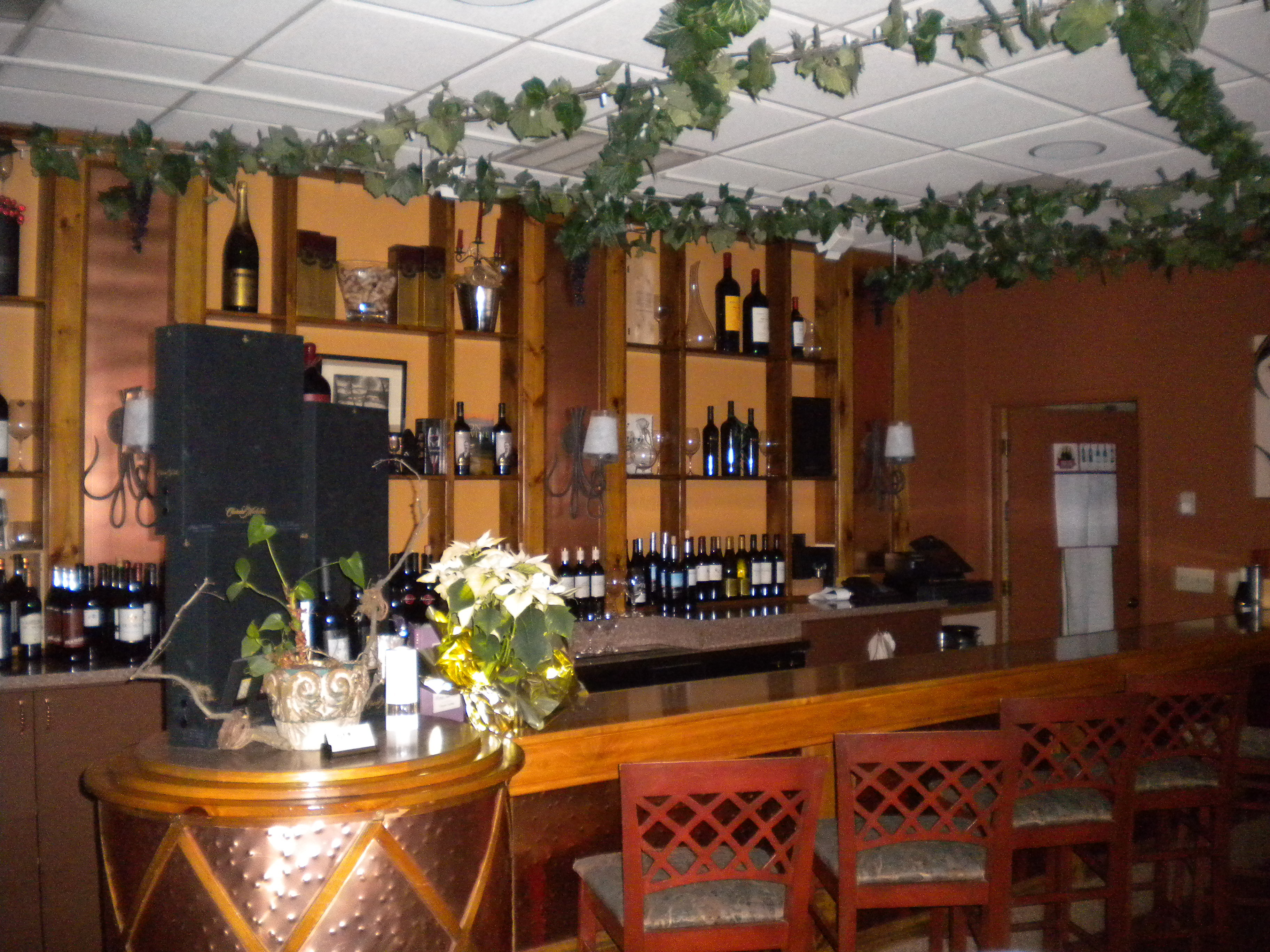Nikos Wine Bar (RIP)